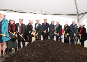 NGA Groundbreaking at Northside Regeneration